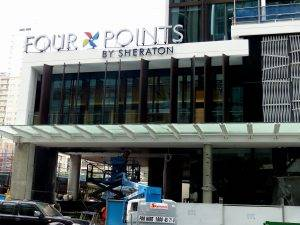 Four Points by Sheraton by Leisuretex Painting Contractors clr