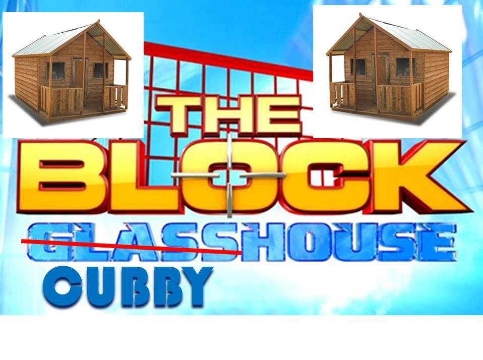 The Block Cubby House